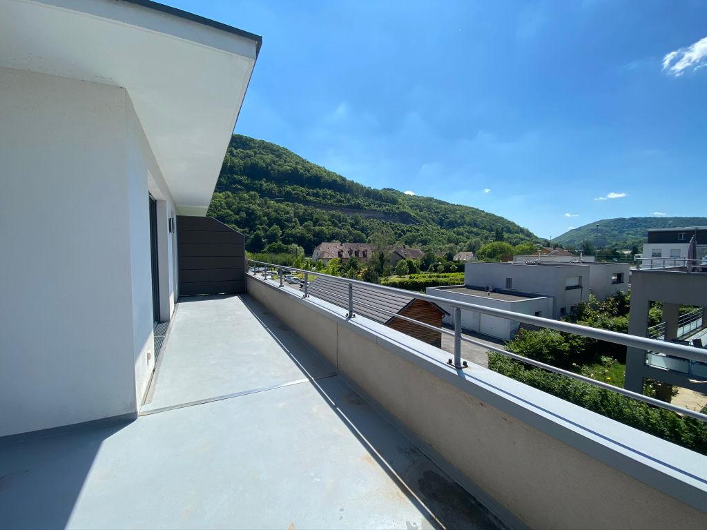 appartement 64.05m²  BESANCON  - photo 15