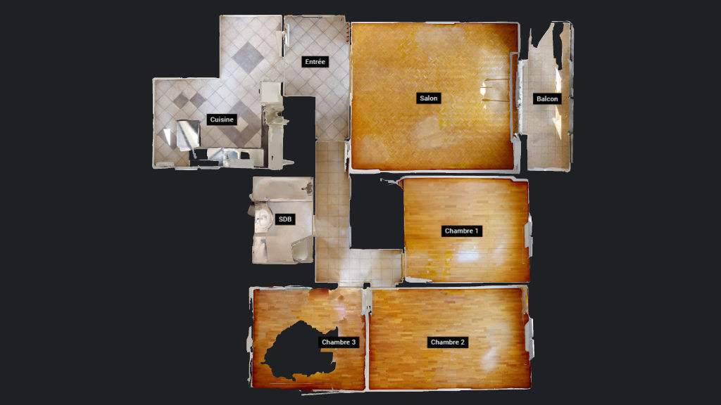 appartement 92m²  BESANCON  - photo 15