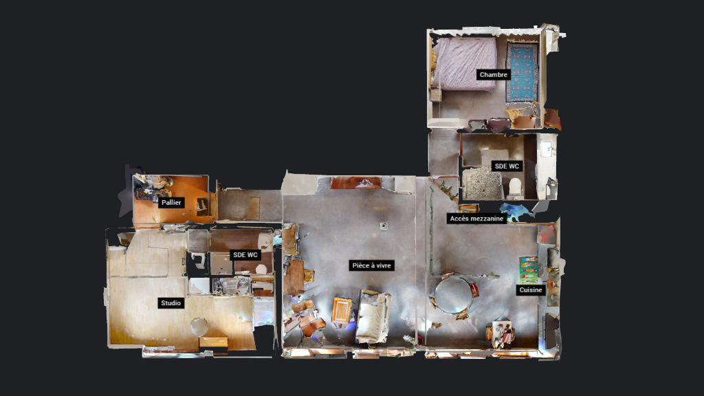 appartement 88m²  BESANCON  - photo 13