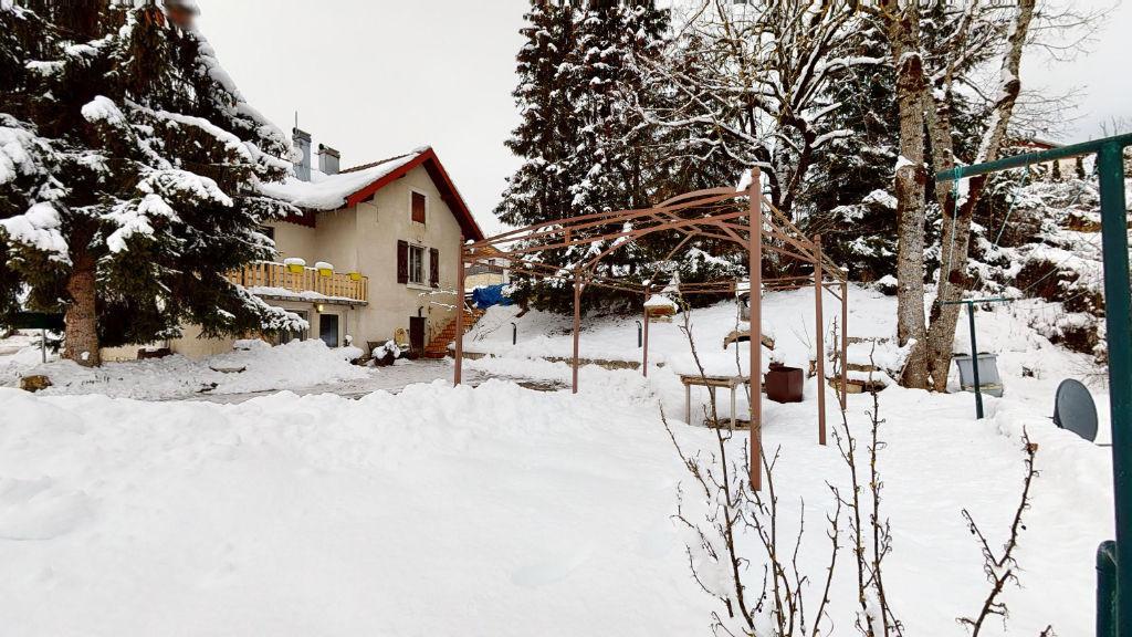 maison 120m²  LABERGEMENT SAINTE MARIE  - photo 1