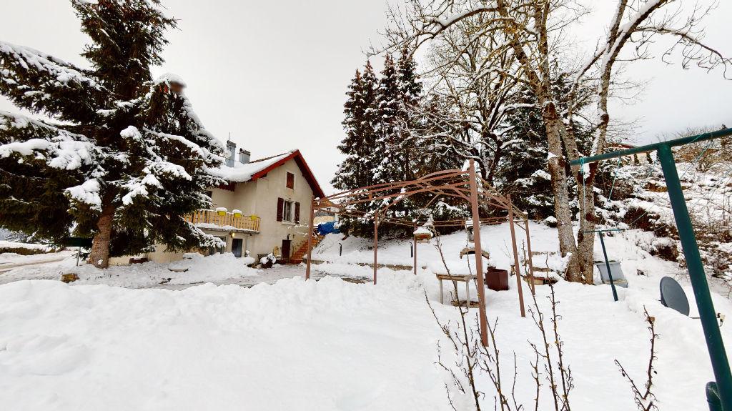 maison 120m²  LABERGEMENT SAINTE MARIE  - photo 17