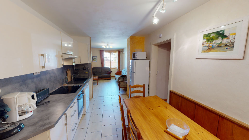 appartement 73m²  MOUTHE  - photo 2