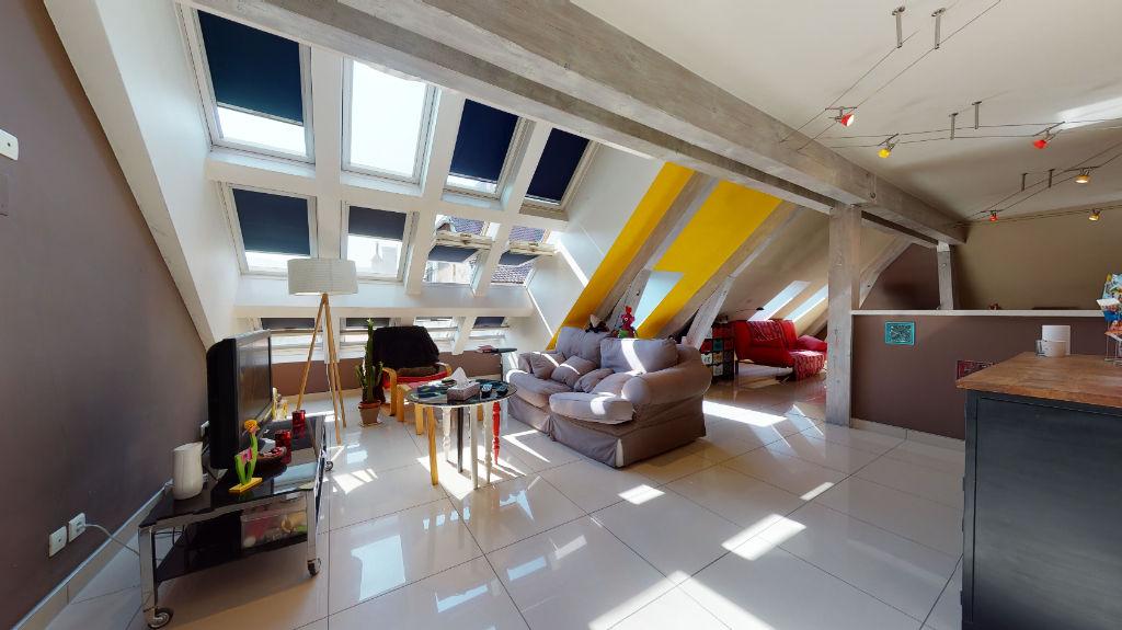 appartement 80m²  PONTARLIER  - photo 1