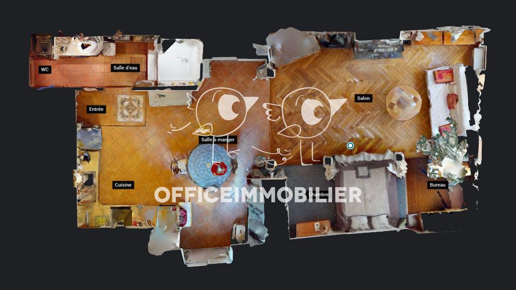 appartement 68m²  Besançon  - photo 9