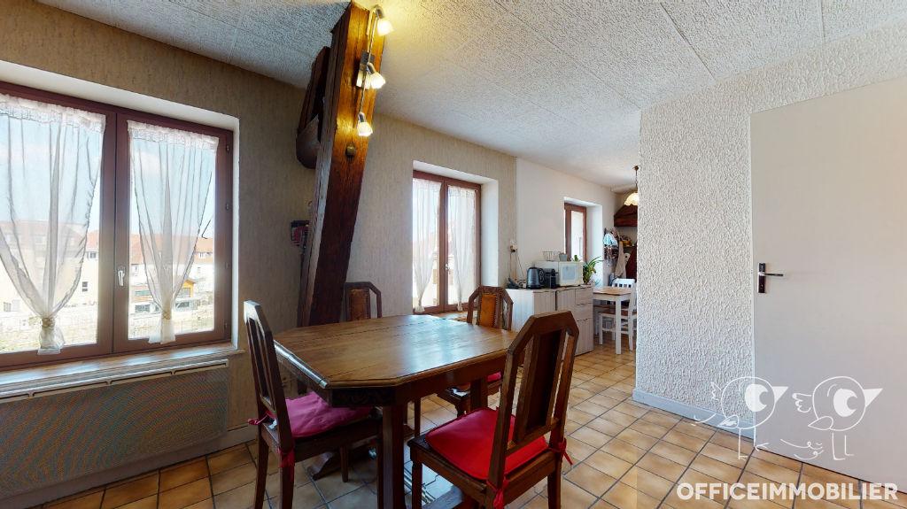 appartement 78m²  PONTARLIER  - photo 2