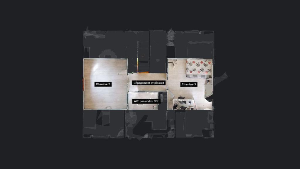 maison 101m²  BESANCON  - photo 10