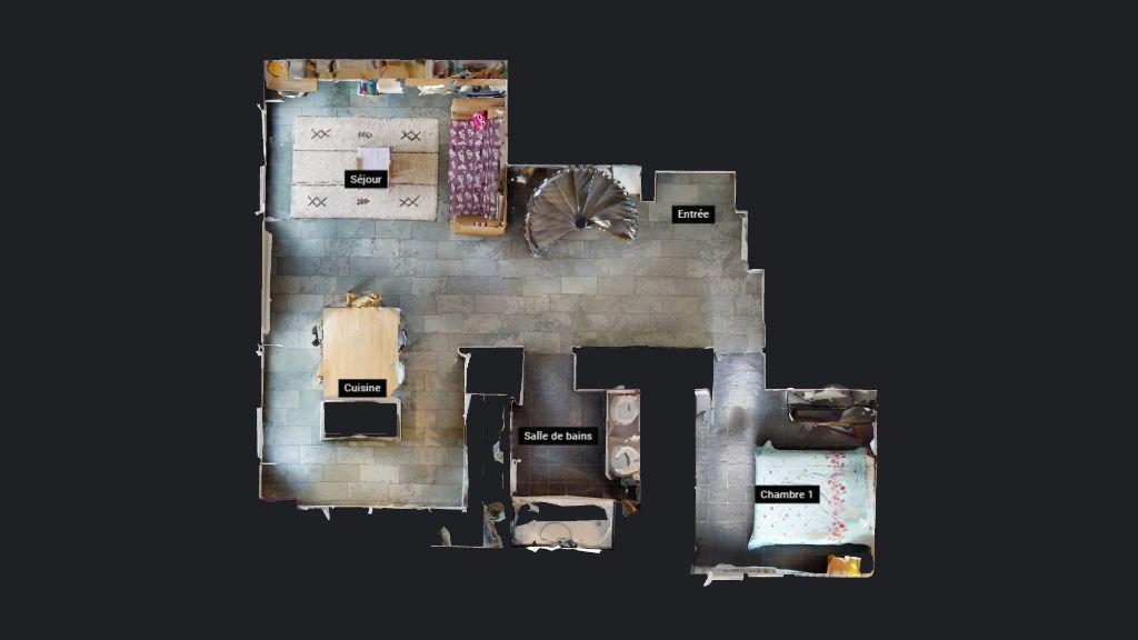 appartement 94.86m²  BESANÇON  - photo 10