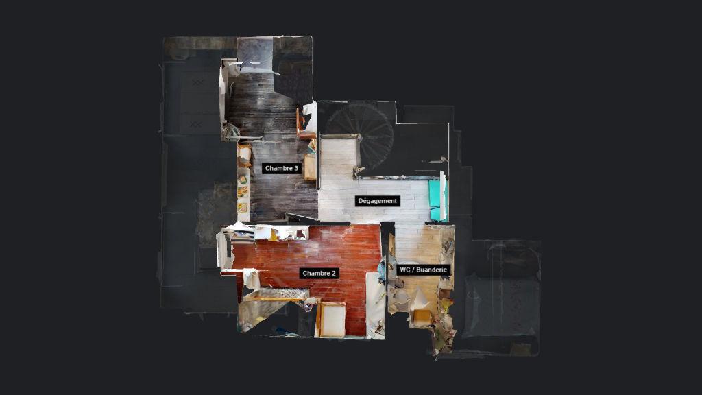 appartement 94.86m²  BESANÇON  - photo 11
