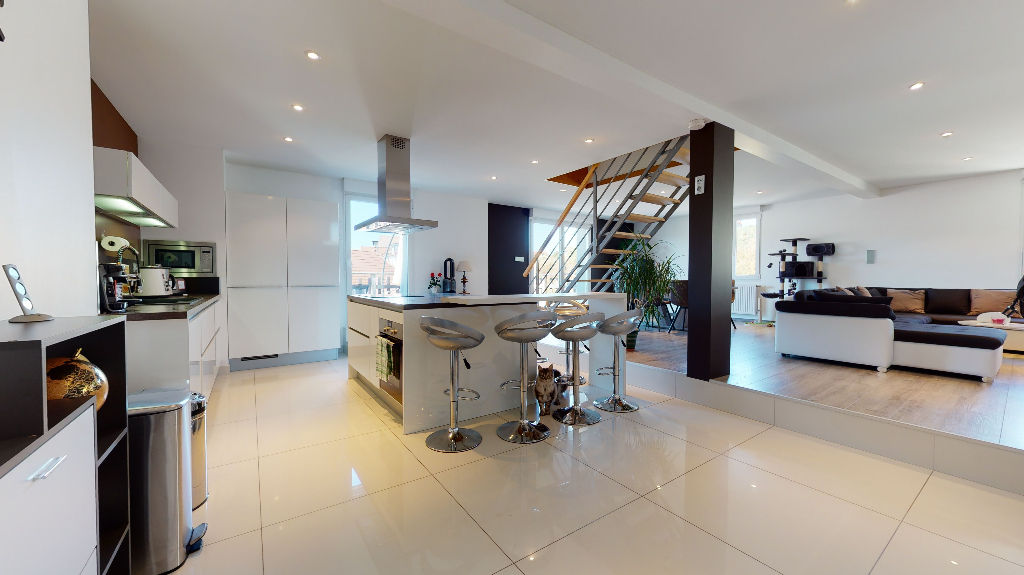 appartement 110m²  LABERGEMENT SAINTE MARIE  - photo 4