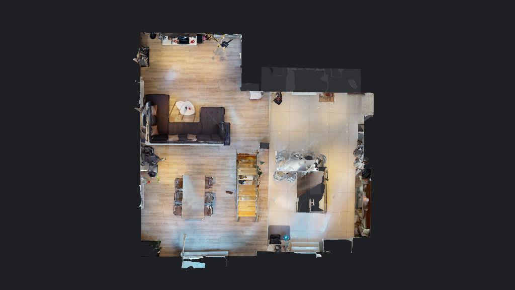 appartement 110m²  LABERGEMENT SAINTE MARIE  - photo 8