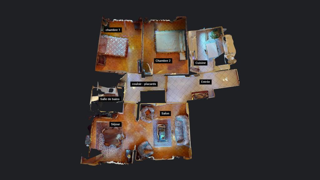 appartement 79.47m²  BESANCON  - photo 5