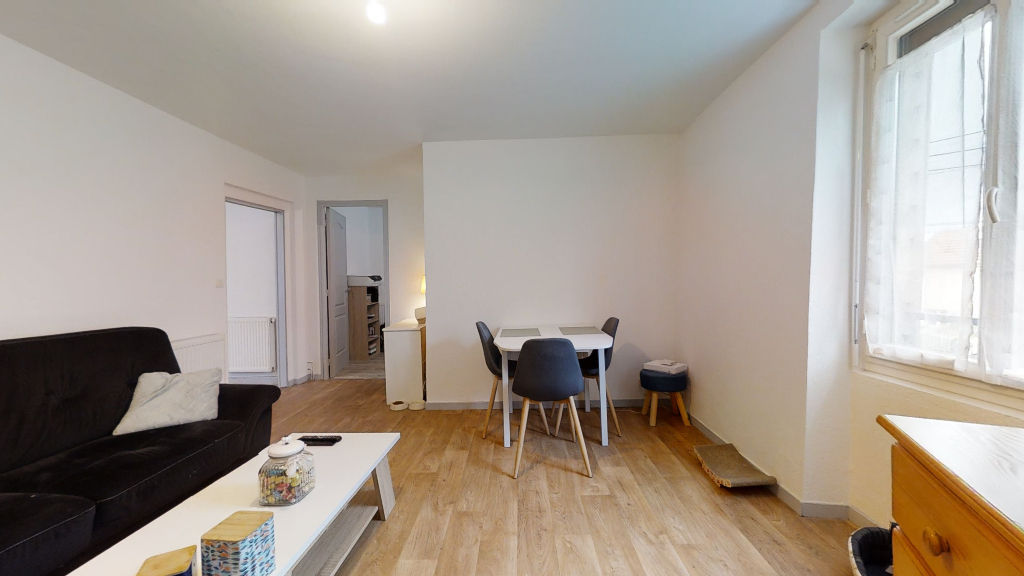 appartement 64.19m²  BESANCON  - photo 2