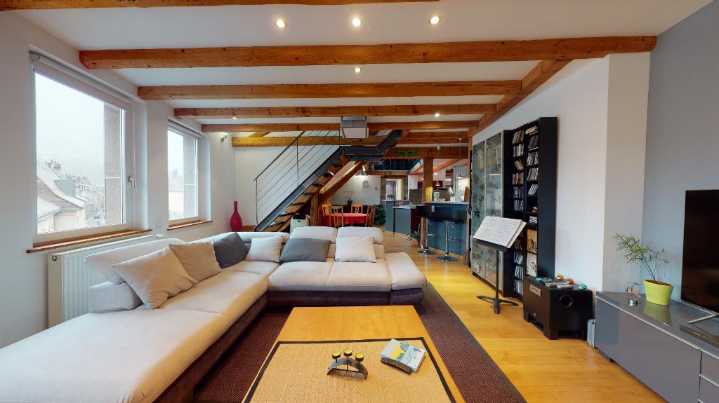 appartement 96m²  BESANCON  - photo 2
