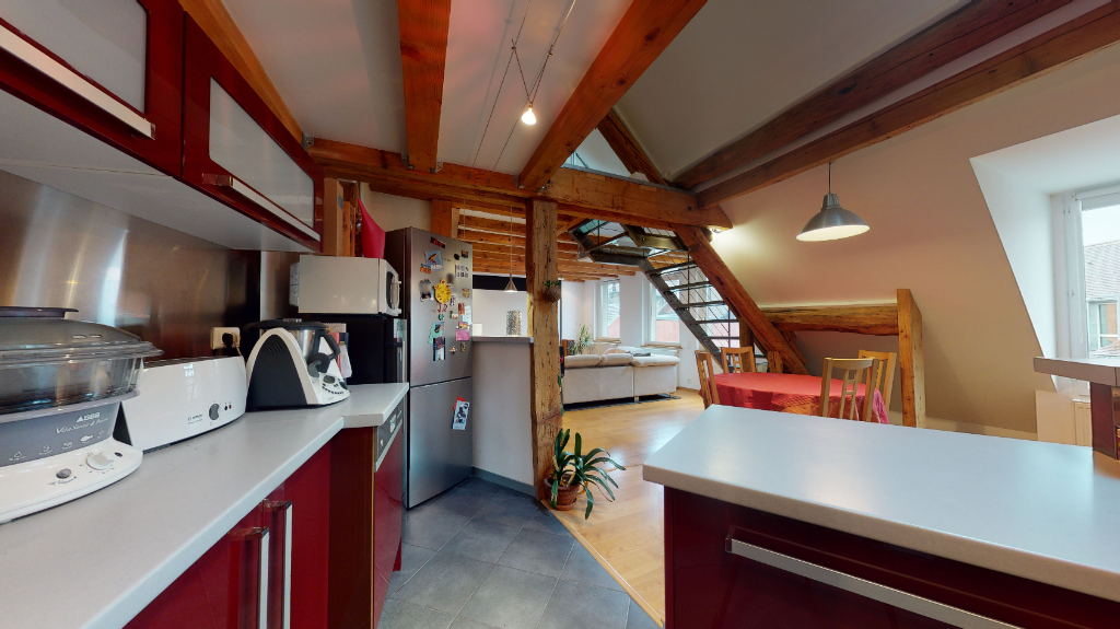 appartement 96m²  BESANCON  - photo 10