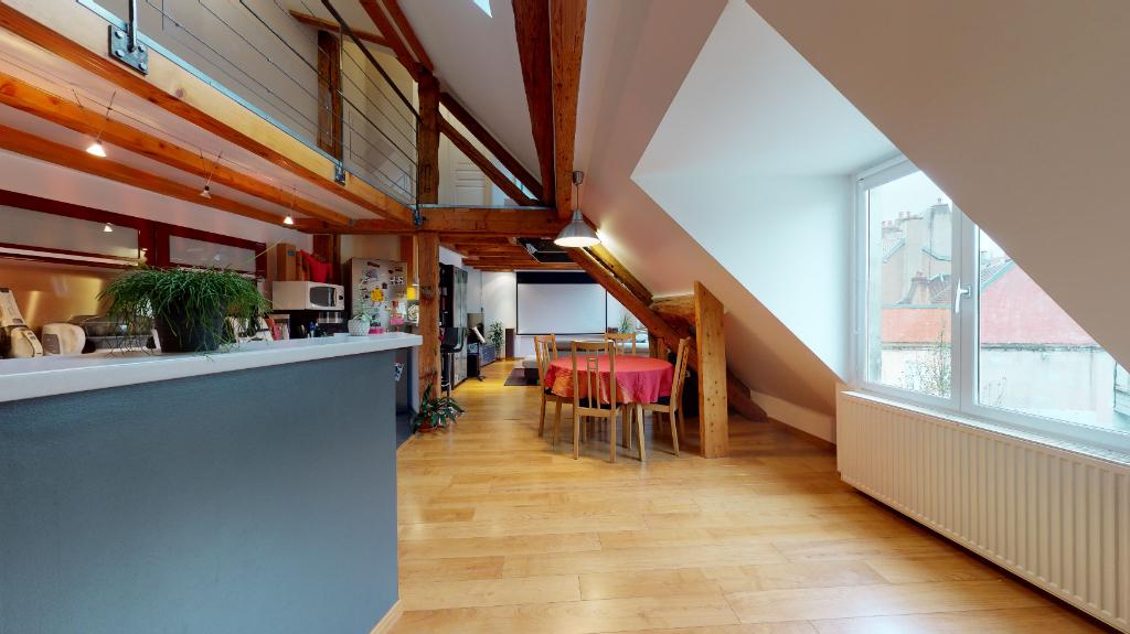 appartement 96m²  BESANCON  - photo 11