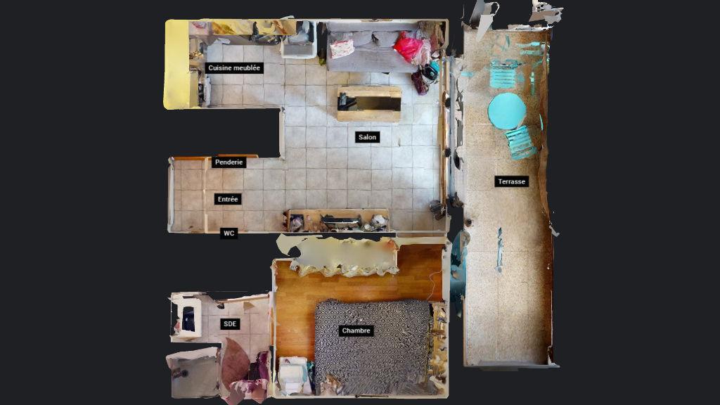 appartement 24m²  BESANCON  - photo 12
