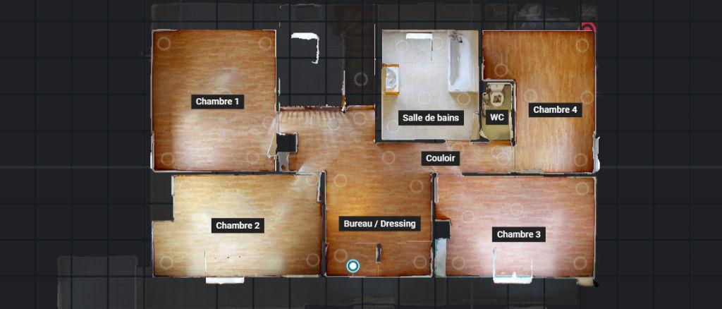 maison 180m²  LES AUXONS  - photo 15