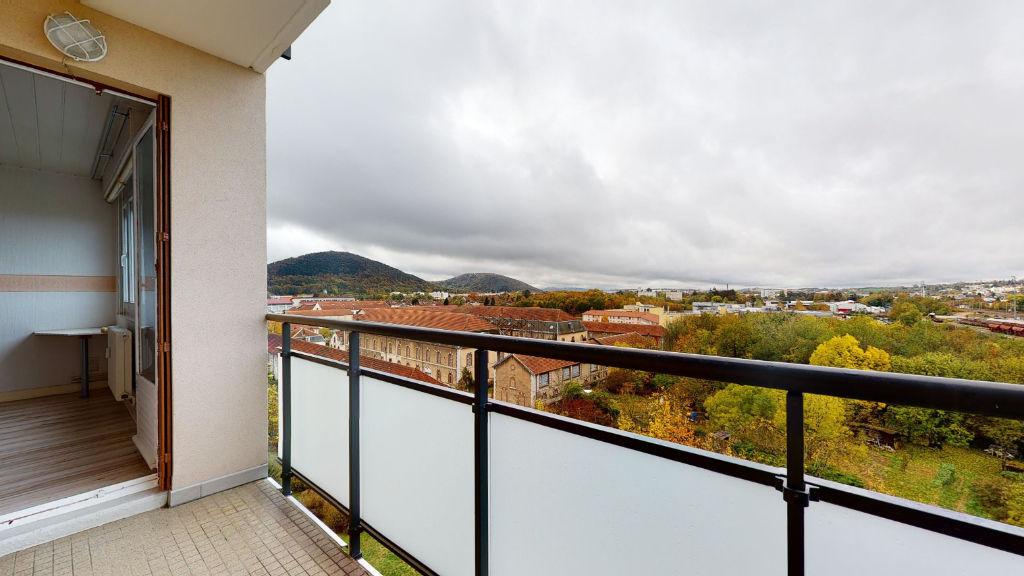 appartement 66m²  Besançon  - photo 1