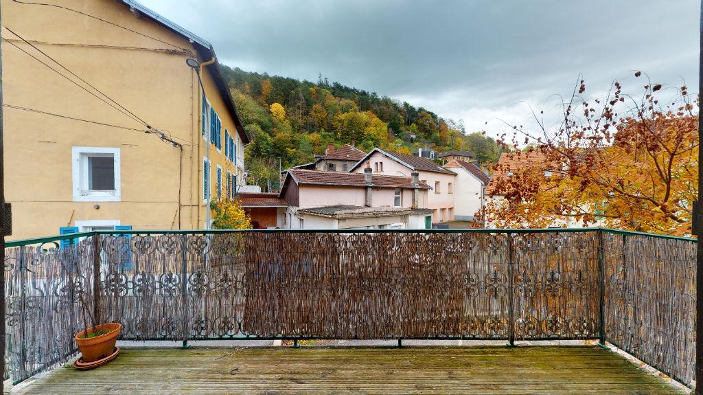 appartement 83m²  BESANCON  - photo 2
