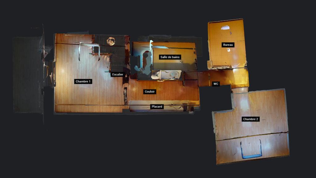 appartement 83m²  BESANCON  - photo 11