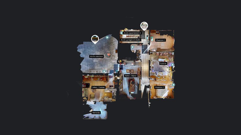 immeuble 220m²  JOUGNE  - photo 7