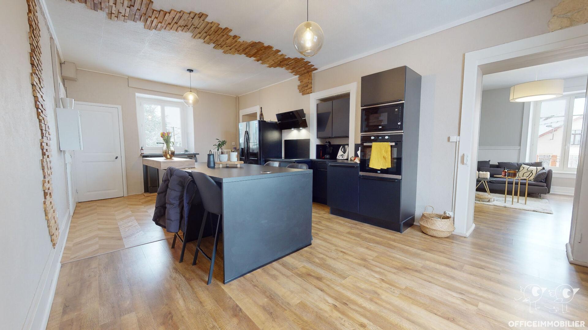 appartement 71m²  pontarlier  - photo 3