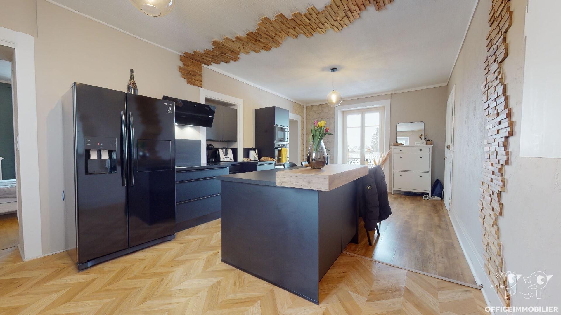 appartement 71m²  pontarlier  - photo 4