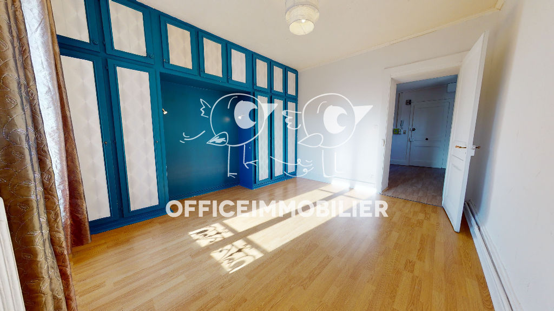 appartement 71m²  pontarlier  - photo 7