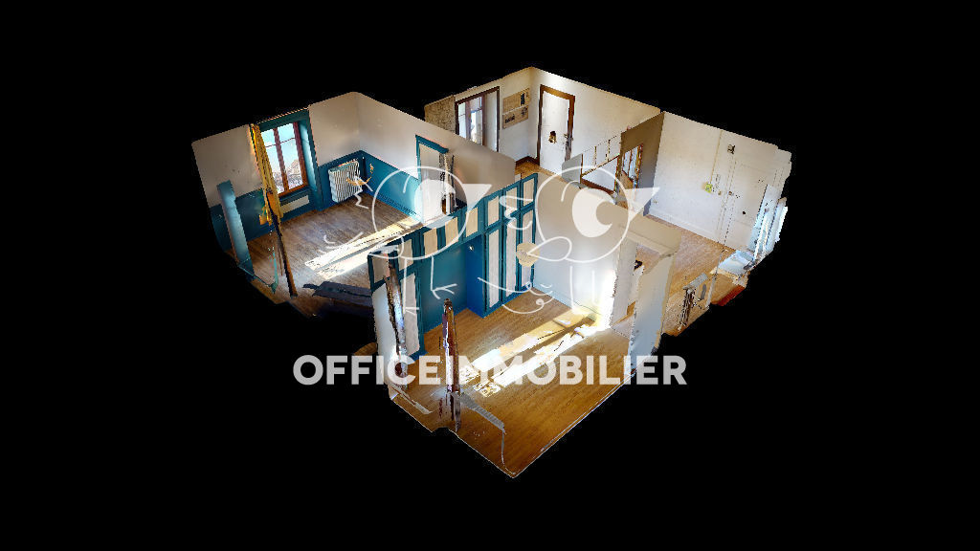 appartement 71m²  pontarlier  - photo 8
