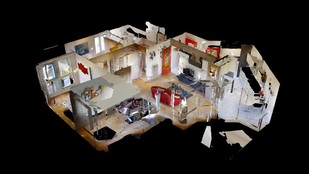 appartement 78.15m²  BESANCON  - photo 10