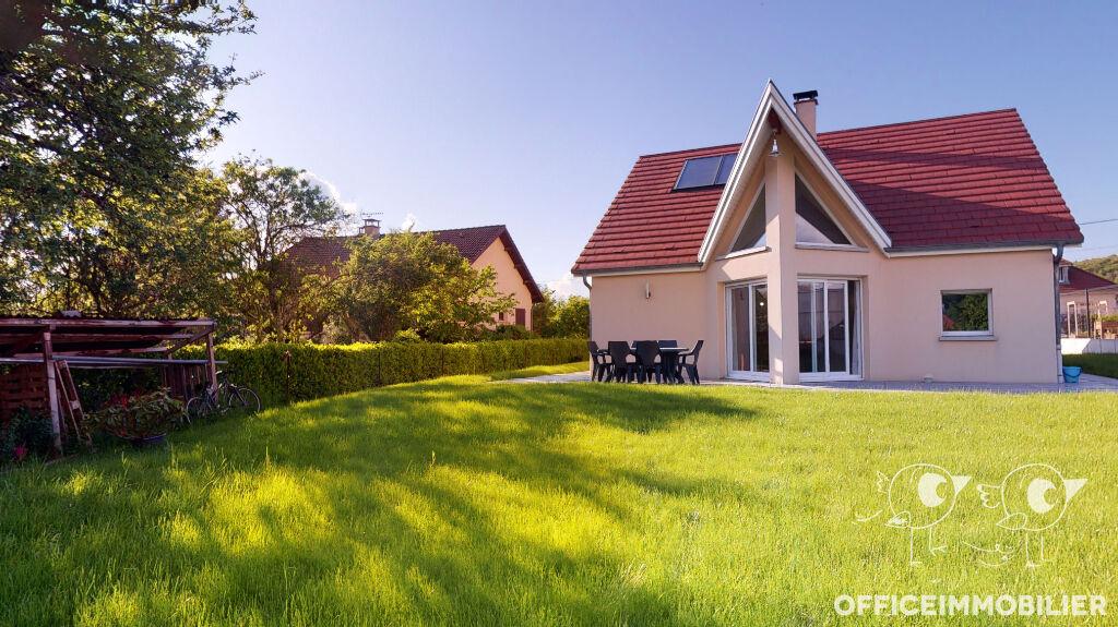 maison 160m²  VAIRE ARCIER  - photo 1