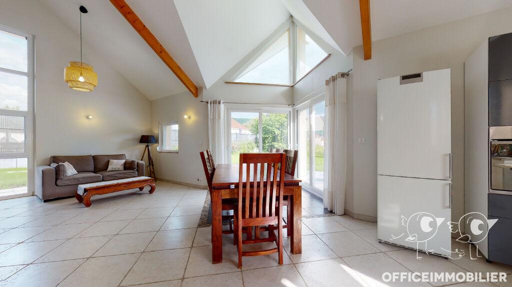 maison 160m²  VAIRE ARCIER  - photo 4