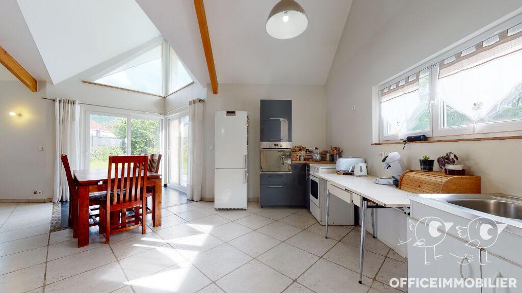 maison 160m²  VAIRE ARCIER  - photo 11
