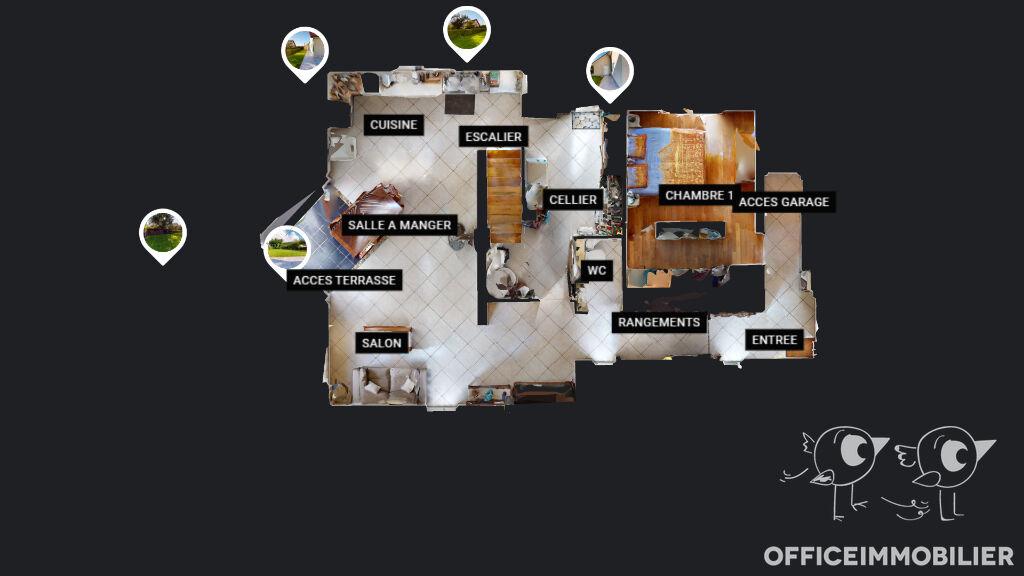 maison 160m²  VAIRE ARCIER  - photo 14