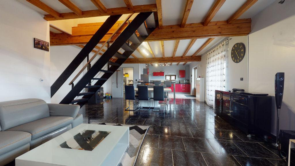 maison 107m²  BANNANS  - photo 1