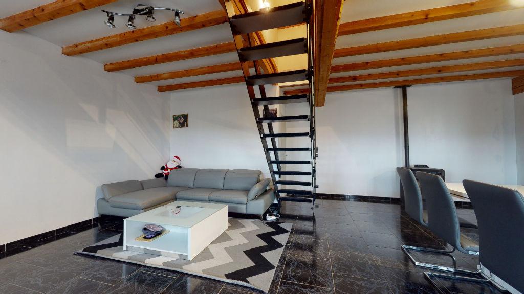 maison 107m²  BANNANS  - photo 2