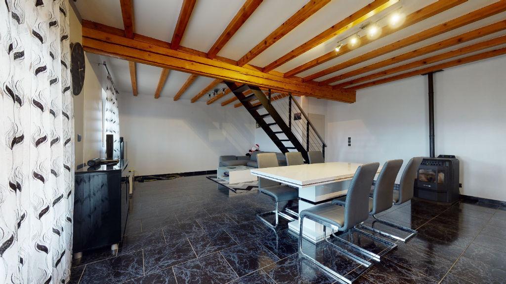 maison 107m²  BANNANS  - photo 4