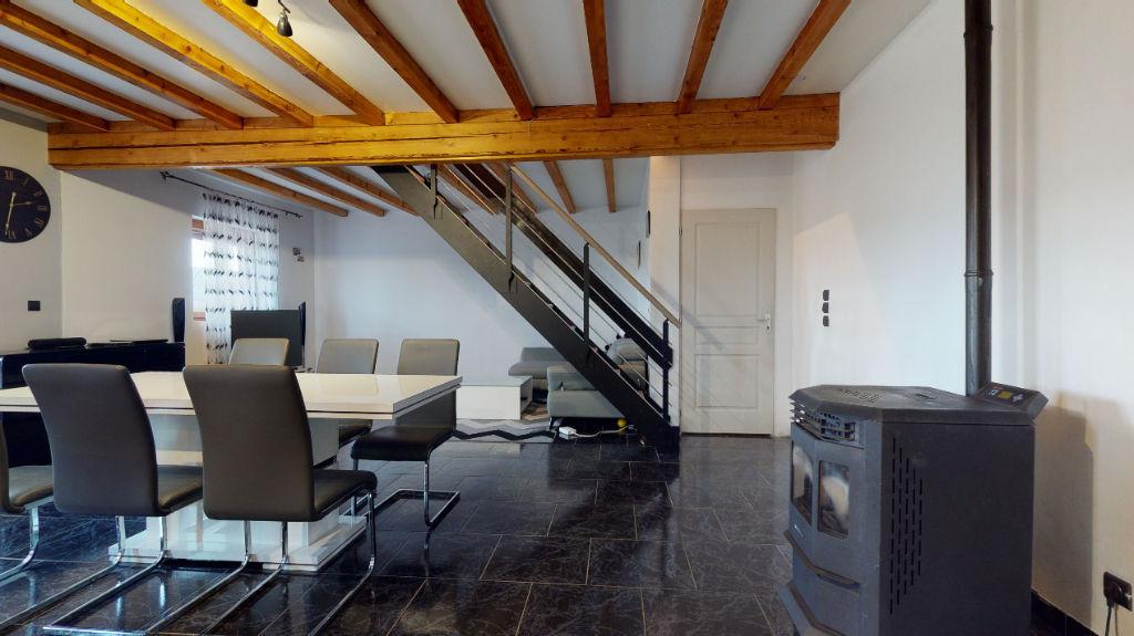 maison 107m²  BANNANS  - photo 5