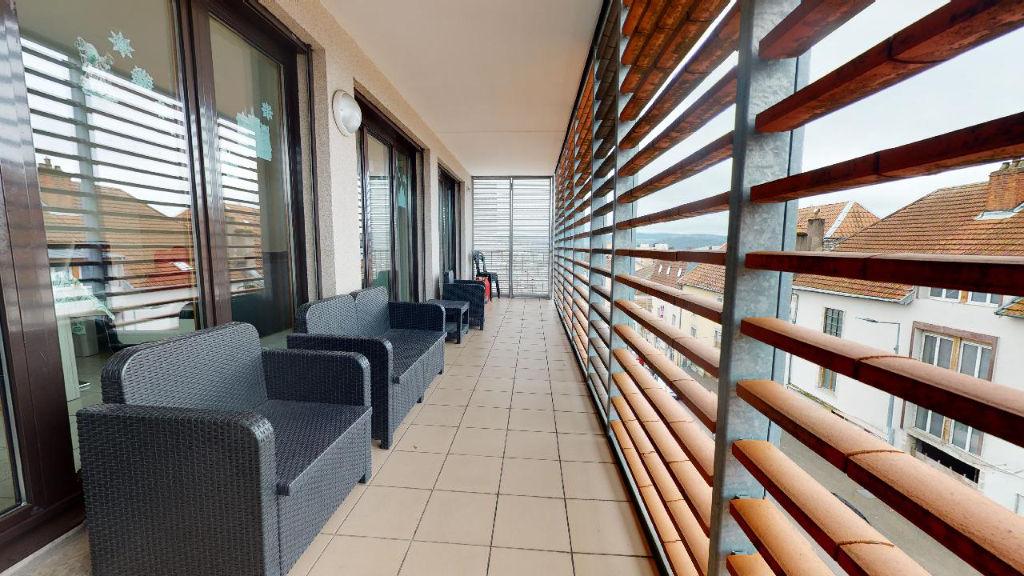 appartement 47m²  BESANCON  - photo 2