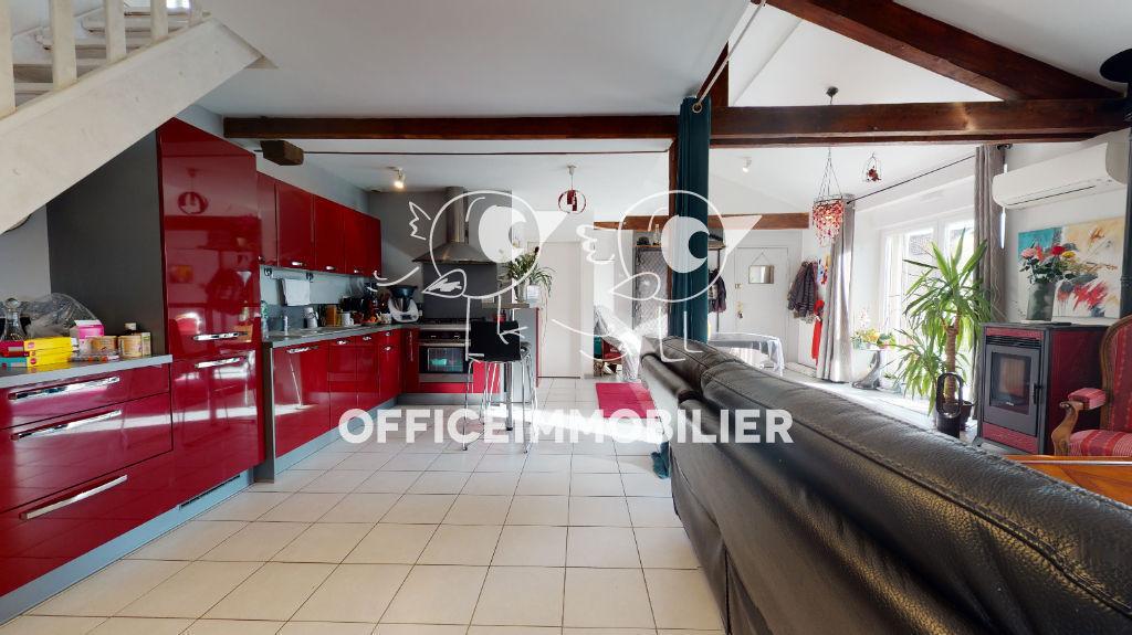 appartement 98m²  MISEREY SALINES  - photo 2