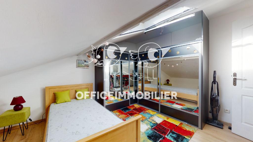 appartement 98m²  MISEREY SALINES  - photo 6