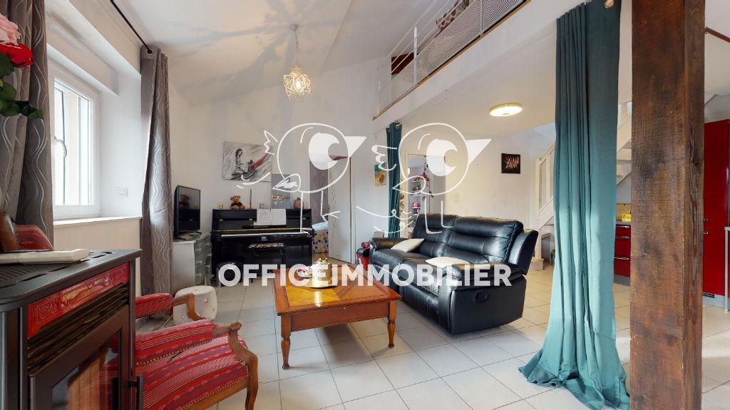 appartement 98m²  MISEREY SALINES  - photo 7