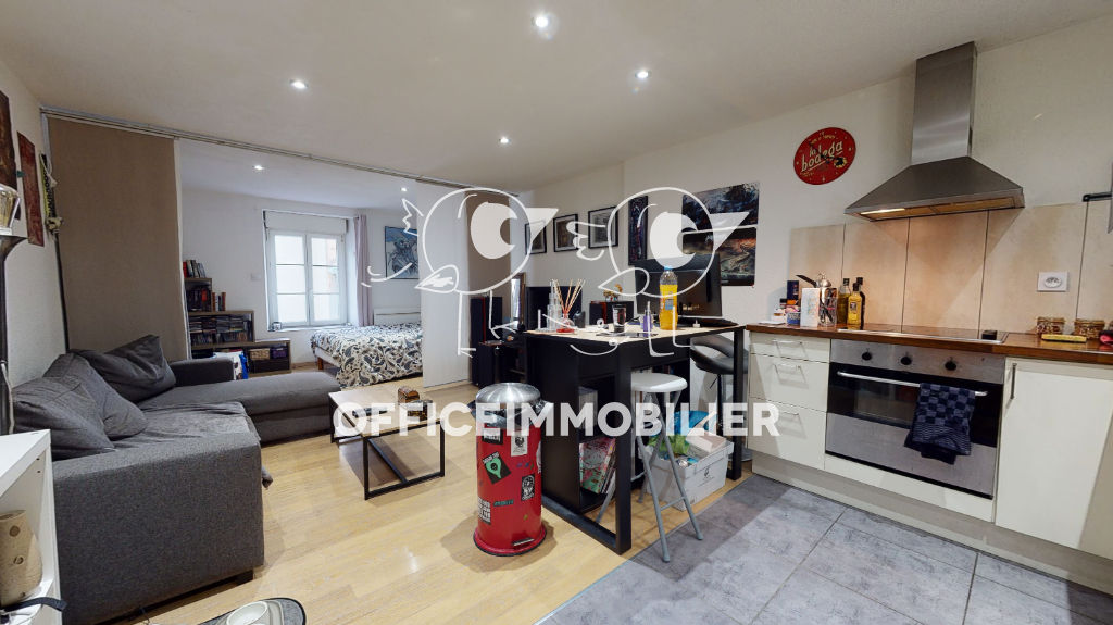 appartement 34m²  PONTARLIER  - photo 2