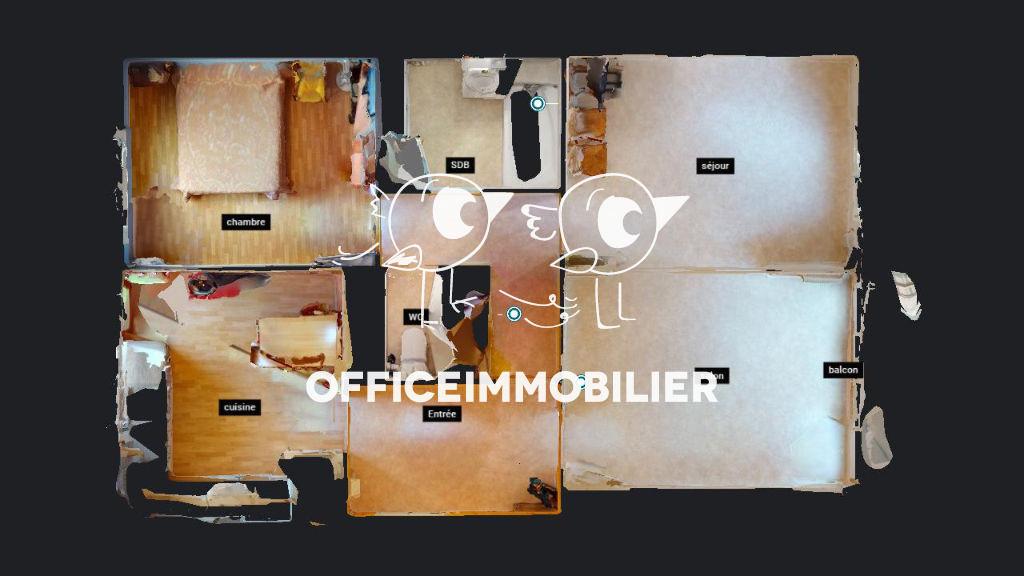 appartement 62m²  BESANCON  - photo 9