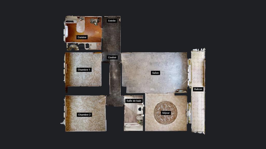 appartement 78m²  BESANCON  - photo 11