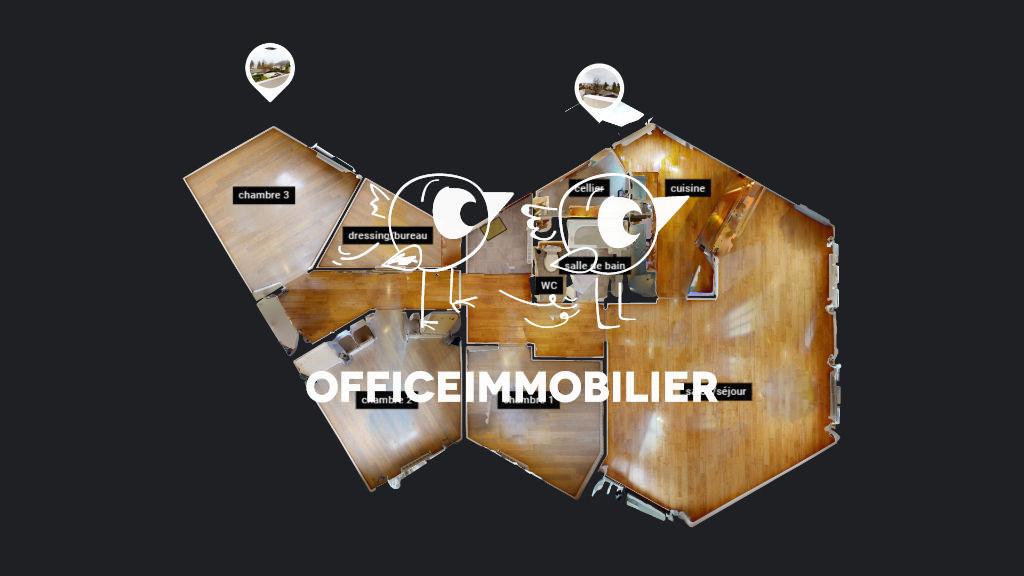 appartement 105m²  BESANCON  - photo 10