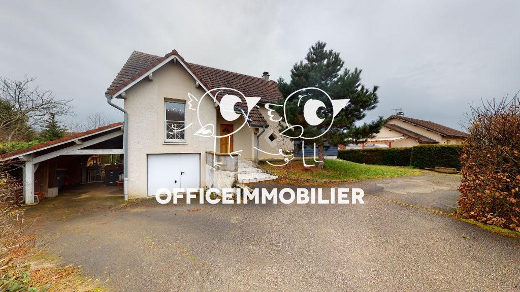 maison 140m²  PELOUSEY  - photo 15
