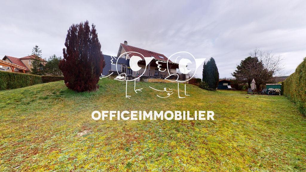 maison 140m²  PELOUSEY  - photo 16