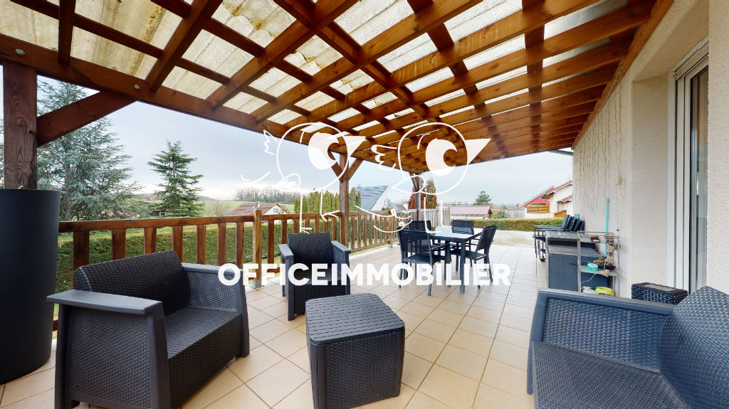 maison 140m²  PELOUSEY  - photo 17