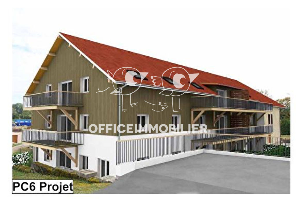 appartement 77m²  BULLE  - photo 1
